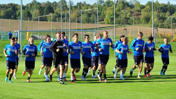 Hoffenheim trainiert wieder