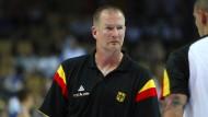 Festanstellung mit Perspektive: Henrik Rödl soll 2017 Bundestrainer werden.