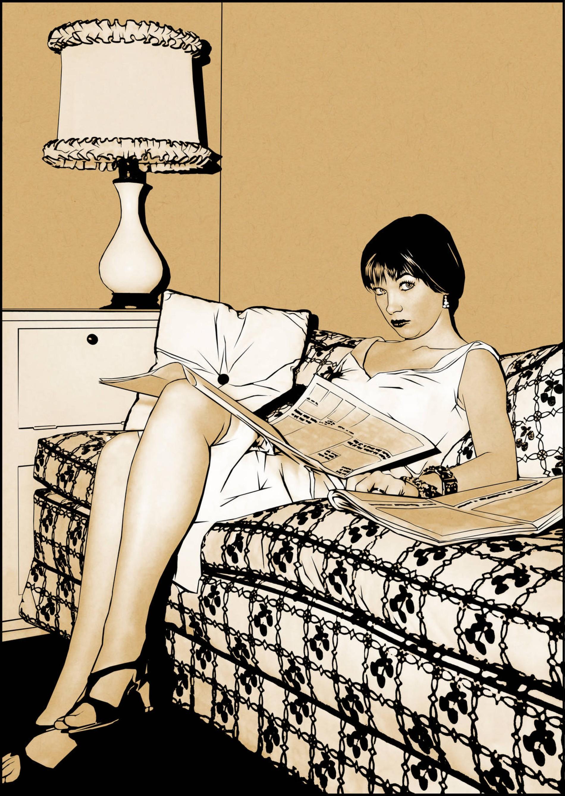 Nackt  Shirley MacLaine Jeanne Moreau