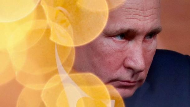 Putin kämpft um Olympia