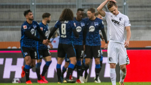 Hertha befreit sich mit klarem Sieg