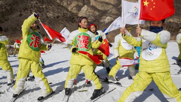 Olympischer Klimawandel