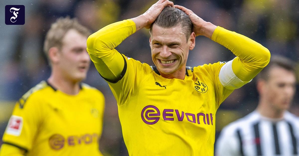 Abbruch Bundesliga