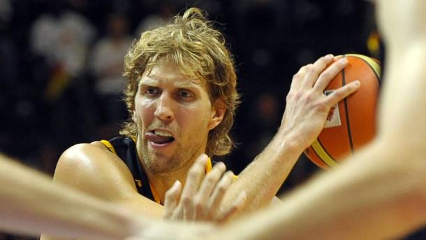 """""""Nice shot, Dirk"""", so war es früher"""