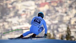 Ein schneller Exot im Ski-Zirkus