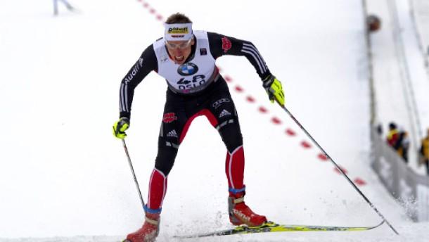 Deutsche Teamsprinter verpassen Medaille knapp