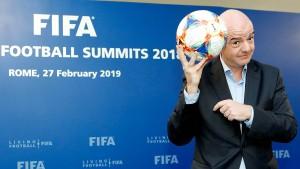 Plan für 48er-WM in Qatar ist auf dem Weg
