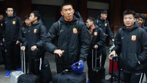 """Fußball-Team """"flüchtet"""" aus Spanien – nach Wuhan"""