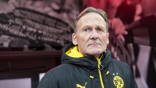 "Watzke warnt vor ""enormem sozialen Sprengstoff"""