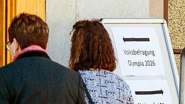 Tiroler lehnen Olympiabewerbung ab