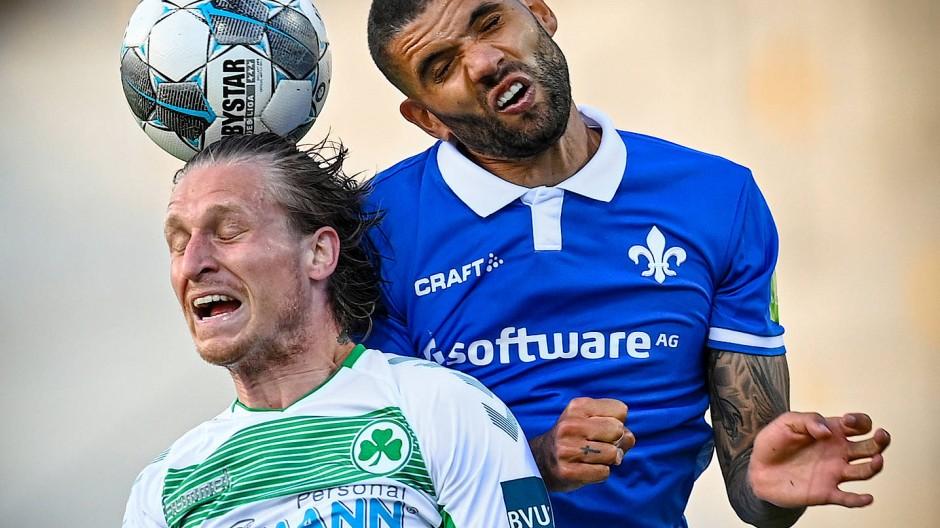 Zuletzt oft obenauf: Darmstadt 98 setzt seinen Aufwärtstrend fort.
