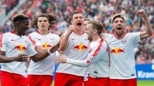 Leipzig schafft den Turnaround
