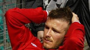 England bangt um Beckham