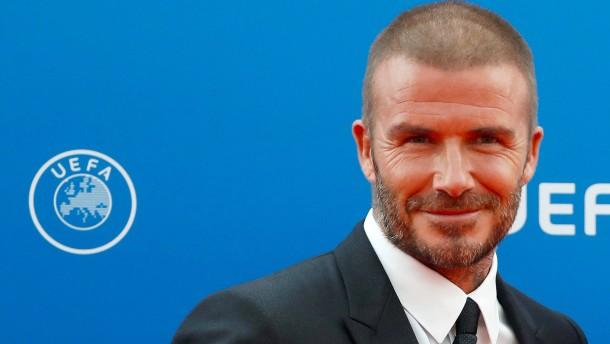 Wie Beckham dem Fußball in Florida Beine machen will