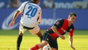Köhler verhindert weitere Frankfurter Niederlage