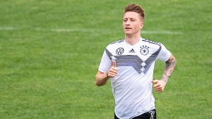 Marco Reus will nachlegen