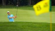 Golf: Kaymer nach starker Auftaktrunde Zweiter