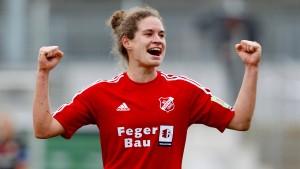 Wieder Wolfsburg und Sand im Pokalfinale