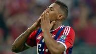 Die Ergebnis-Bayern gewinnen in letzter Minute