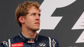 Der Weg zur Spitze wird kein leichter sein: Sebastian Vettel ist derzeit Dritter in der WM-Wertung