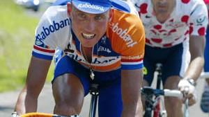 Boogerd rettet sich vor Armstrong ins Ziel