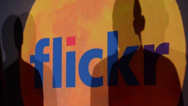 Yahoo präsentiert neue Version von Flickr