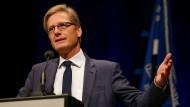 Karl Gernandt: Entsetzt, mit welchen Kräften die Weiterentwicklung riskiert wird