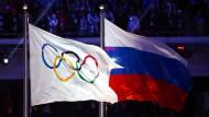 """""""Der eindeutige Wunsch, die Akkreditierung nicht zu entziehen"""": Gregorij Rodschenkow durfte bei Olympia arbeiten"""