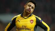 Arsenal ist eine Lachnummer