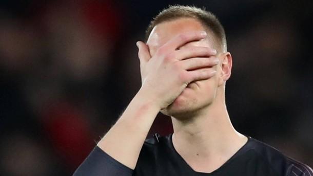 Erstmals seit 2011 kein DFB-Spieler im Finale