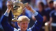 Boris Becker und die Geburt eines Gladiators