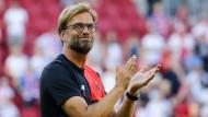 Der Angstgegner besucht Klopps Liverpooler