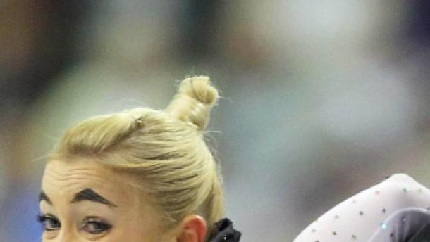 Schwankende Leistungen könnten jetzt erklärbar sein: Aljona Savchenko