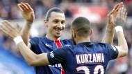 Ibrahimovic stellt Torrekord auf