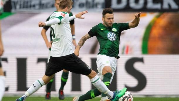 Mönchengladbach verspielt den Sieg