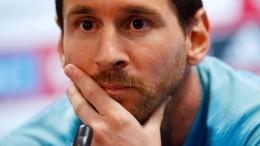 Der erstaunliche Auftritt von Lionel Messi