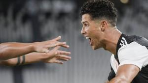 Ronaldos unglaublicher Tor-Rekord
