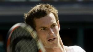 Souverän Federer, Hoffnungsträger Murray