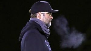 Kniffliges Endspiel für Klopp und Liverpool