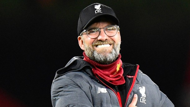 Liverpool und Klopp planen ihre Corona-Meisterparty