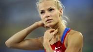 Darf nun doch springen: Darja Klischina