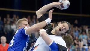 Handballer machen EM-Teilnahme perfekt