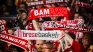 Bamberg gewinnt auch zweites Halbfinale