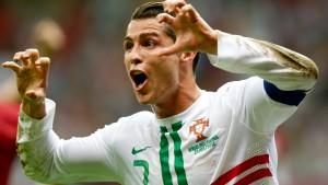 Portugal bühnenreif ins Halbfinale