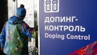 Russischer Mediziner wohl trotz Doping-Sperre tätig