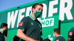 Kohfeldt bleibt Werder-Trainer