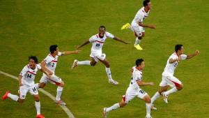 Costa Ricas Traum lebt weiter