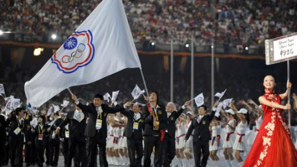 Wie bestreitet Taiwan die Spiele?