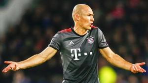 Robben spielt den Miesepeter beim FC Bayern
