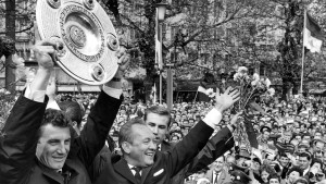 Weltmeister Hans Schäfer ist tot
